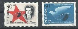 POLONIA YVERT 1120/21      MNH  ** - 1944-.... República