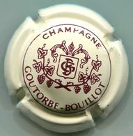 CAPSULE-CHAMPAGNE GOUTORBE-BOUILLOT N°13 Blanc Cassé & Marron - Other