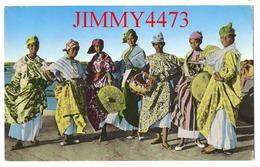 CPSM - Groupe GUYANAISE En Costume Local - GUYANE Française - N° 063 - Edit. Lib. LAGUERRE Cayenne - Guyane