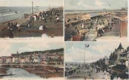 19 / 9 / 75. -  LOT. DE. 15  CPA. DE  TROUVILLE  ( 14 ) - Cartoline