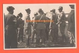 ALPINI  Ufficiali Regio Esercito Militari - Manovre