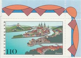 PIA - GER- 2000 : Vedute Della Germania : Passau - (Yv 1935) - [7] Repubblica Federale