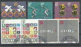 MEXICO YVERT AEREO  292/96 (PAREJA) - México