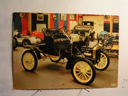 Clères - Musée De L'Automobile - Ford Type N 1906 - Plus Que 31 Modèles Semblables Dans Le Monde - Clères