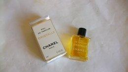 "Miniature De Parfum  Chanel   "" Cristalle   "" Eau De Parfum - Modern Miniatures (from 1961)"
