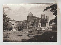 CPSM RAVEL (Puy De Dome) - Château De RAVEL Environs De BILLOM - France