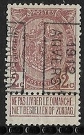 Antwerpen 1912 Nr. 1930B - Rollo De Sellos 1910-19