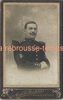 CDV Soldat Musicien Du 26e R Photo Bontems à Nancy - Guerre, Militaire