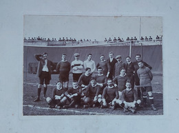 Ancienne Photo Football A Localiser Peut être Ransart - Bekleidung, Souvenirs Und Sonstige