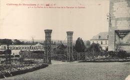 76 - Château De Mesnières - La Vallée De La Béthune Vue De La Terrasse Du Château - Mesnières-en-Bray
