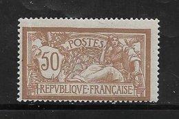 France Timbre De 1900 Type Merson  N°120 Neuf ** (petit Pli De Gomme) Voir Scan Cote 500€ - 1900-27 Merson