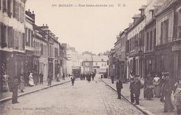 CPA - 02 - BOHAIN - Rue Saint Antoine - 2 - Autres Communes