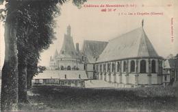 76 - Château De Mesnières - Les 2 Chapelles (Chevets) - Mesnières-en-Bray