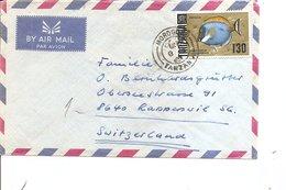 Tanzanie ( Lettre Par Avion De 1969 De Morogoro Vers La Suisse à Voir) - Tansania (1964-...)
