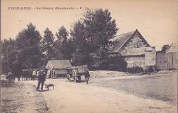 CPA - 02 - FIEULAINE - Le Grand Abreuvoir - Frankreich