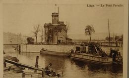 Liege // Le Petit Paradis (baggerschuit) Vue Diff. 19?? - Luik