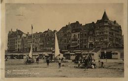 Middelkerke // Digue Et La Plage (Zeilwagens - Chars A Voile) 19?? - Middelkerke