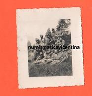 Alpini Di Pinerolo Torino Foto Di Gruppo Anni '30 - War, Military