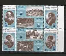 PALAU 1983 WILSON   YVERT N°24/31 NEUF MNH** - Palau