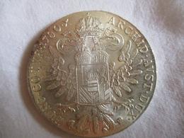Thaler Maria Theresa - Restrike Vienna - Autriche