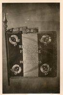 - REPUBLIQUE FRANCAISE.  ECOLE DES MOUSSES. Le Drapeau A été Attribué Le 4 Avril 1958 - Photo, 18cm X 12cm - - Patriotiques
