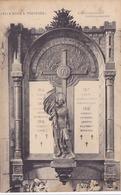 Cpa-35 -becherel-pas Sur Delc.--monument Aux Morts 14/18-edi Gerard - Bécherel
