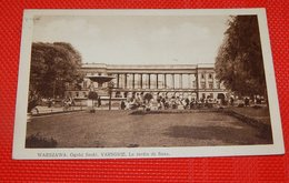 WARSZAWA -  VARSOVIE -  Ogröd Saski  -  Le Jardin De Saxe - Pologne
