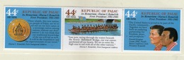PALAU 1986 PRESIDENT  YVERT N°A14/16  NEUF MNH** - Palau