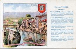 VOSGES - Epinal - Edition Spécile Des Pastilles Valda (116072) - Unclassified
