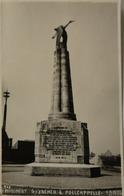 Poelkapelle - Poelcappelle Carte Photo - FOTOKAART Monument Guynemer 19?? - Langemark-Poelkapelle