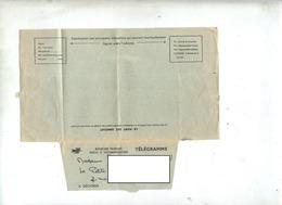 Telegramme Cachet Bavilliers - Poststempel (Briefe)