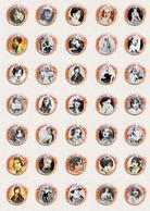 Bessie Love Movie Film Fan ART BADGE BUTTON PIN SET 3 (1inch/25mm Diameter) 35 X - Films