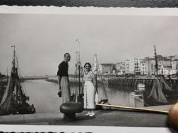 Photo Original, Blankenberghe 1936, 11x7 - Blankenberge