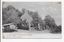 St. Paul's Church, Landour, Mussoorie - Inde