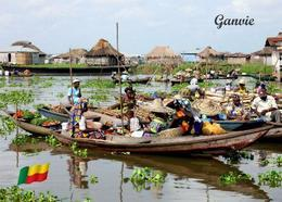 Benin Ganvie Lake Village New Postcard - Benin