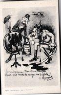 Aucun Homme Mon Vieux François N'aura Mis Tant De Rouge Sur Le Globe  Illustrateur A Mercoyrol - Patriotic