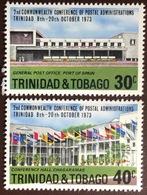 Trinidad & Tobago 1973 Commonwealth Conference MNH - Trinidad & Tobago (1962-...)