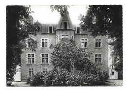 50/ MANCHE...CHAMPEAUX. Le Château - France