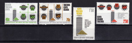 KUT Kenya Uganda Tanzania 1973 FMI Yv 252/255 MNH ** - Kenya, Uganda & Tanzania