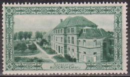 Etablissements De Santé - BELGIQUE - Sanatorium - Auderghem - Erinnophilie