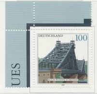 "PIA - GERMANIA - 2000 :  Ponte ""Miracolo Blu"" A Dresda - (Yv 1942) - Ponti"