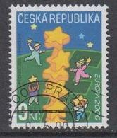 Europa Cept 2000 Czech Republic 1v Used (44571B) - Europa-CEPT