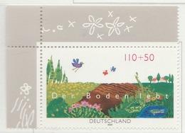 PIA - GERMANIA - 2000 :  Protezione Della Natura  - (Yv 1948) - [7] Repubblica Federale