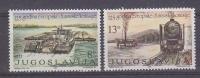 Yugoslavia 1981 Danube 2v  ** Mnh (44574) - Europese Gedachte