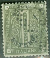 Italie  Levant    Sassone  1  Ob  TB - General Issues