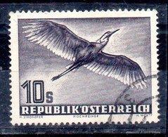 Austria Aéreo Nº Yvert 59 (o) Sello, Valor Catálogo 50.0€ - Airmail