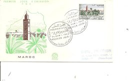 Maroc ( FDC De 1960 à Voir) - Morocco (1956-...)
