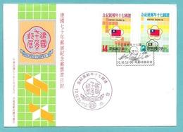 TAIWAN ROCPEX TAIPEI '81 - 1945-... República De China