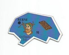 """MAGNET Le Gaulois """" EUROPE - SUISSE - BERNE """" - Magnets"""