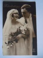 Mariage Huwelijk Couple Koppel Félicitations Lis Lelies Edit. PC Paris 2023 - Couples